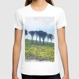 Trapani art 13 Sicily T-shirt