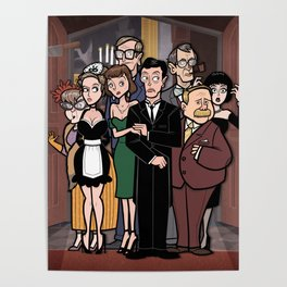 It's a Clue! Poster