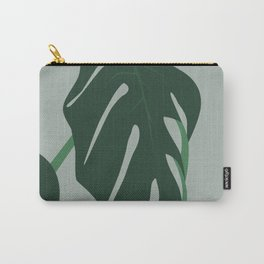 Fig Leaf Nature Print Carry-All Pouch