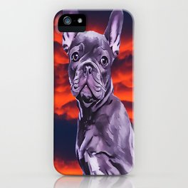 Frenchie The French Bulldog iPhone Case