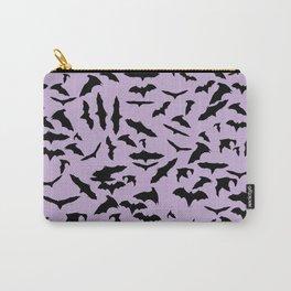 Bats Crocus Petals Carry-All Pouch