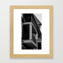 Support Framed Art Print