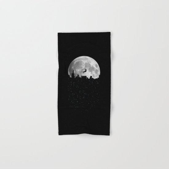 The Moon Climber Hand & Bath Towel