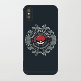 Trainers in Training iPhone Case