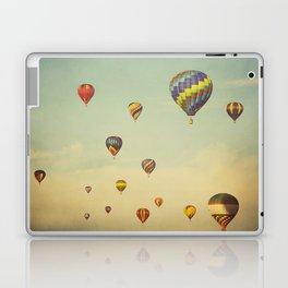 Floating in Space Laptop & iPad Skin