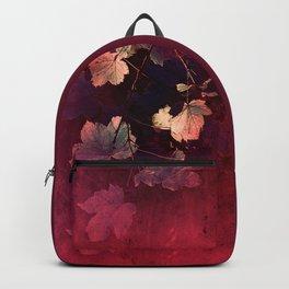 Splendida Bordeaux Backpack