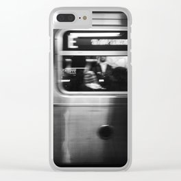 Ghost of Nina Simone Clear iPhone Case