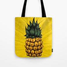 Pinipple Tote Bag