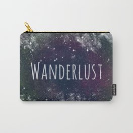 Wanderlust - Space Carry-All Pouch