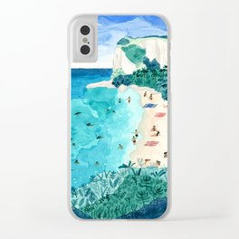 Coromandel Clear iPhone Case