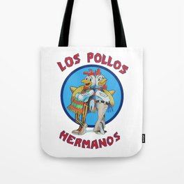 Breaking Bad - Los Pollos Hermanos Tote Bag