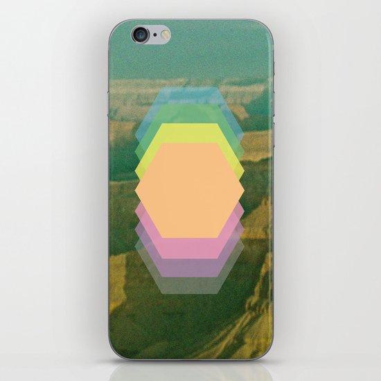 """Tomorrow's Harvest"" by Tim Lukowiak iPhone & iPod Skin"