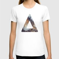 bastille T-shirts featuring Bastille (light) by syrup