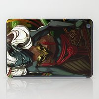 dragon age iPad Cases featuring Dragon Age UNBOUND by IVIDraws