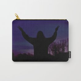 Peace is Dope Carry-All Pouch
