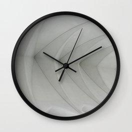 Vaulted Wall Clock