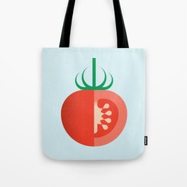 Vegetable: Tomato Tote Bag