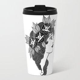 Pinup Profile Travel Mug