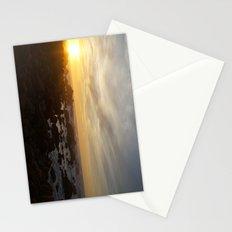 SUNSET - MONTEREY CALIFORNIA Stationery Cards