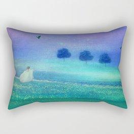 La Rêverie Rectangular Pillow