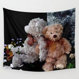 Teddy Bear Buddies Wall Tapestry