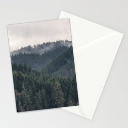 Pacific Northwest Forest - Nature Photography Stationery Cards