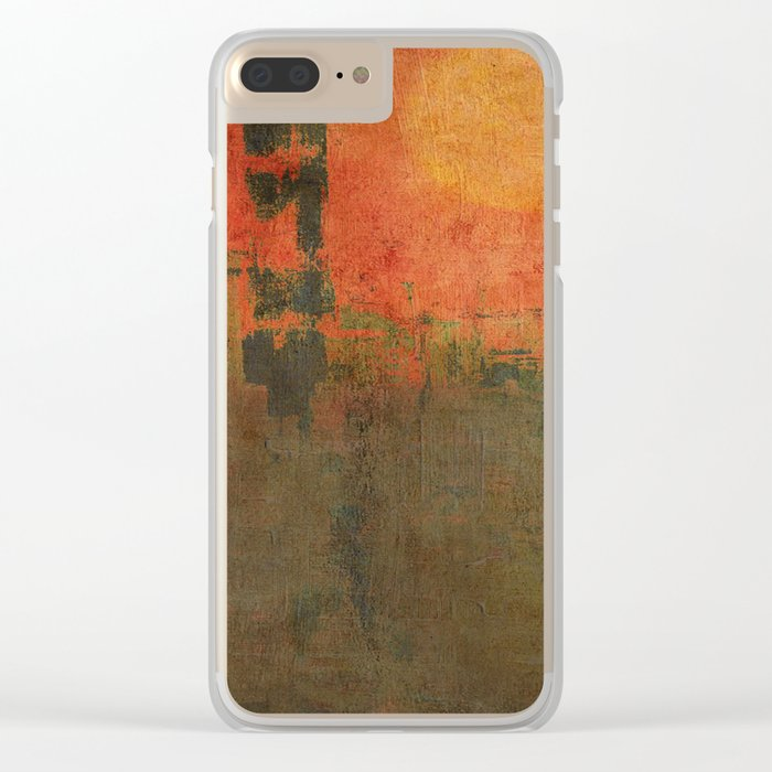 Mirage Clear iPhone Case