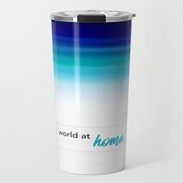 Cool Serene Travel Mug