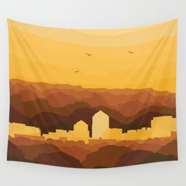 Albuquerque Wall Tapestry