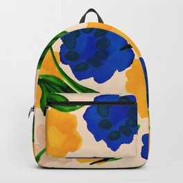 Effervescent Sun land Backpack
