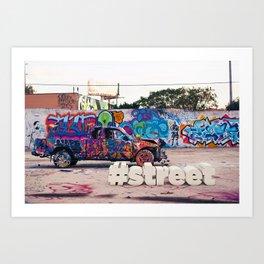 #Street Art Print