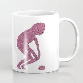 Brain man Coffee Mug