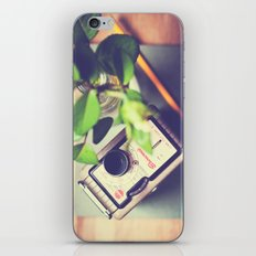 Time for thoughts and creativity iPhone & iPod Skin