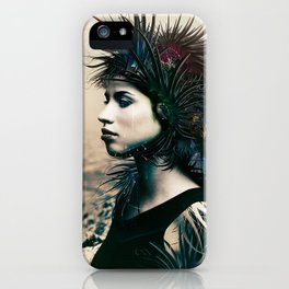 The Last Neuroapache iPhone Case