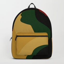African Roots Backpack