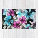 Watercolor flowers by catyarte
