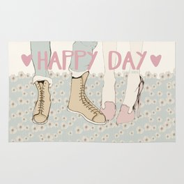 HAPPY DAY Rug
