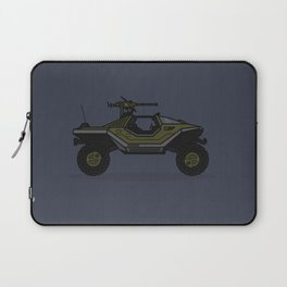 Halo Warthog Laptop Sleeve