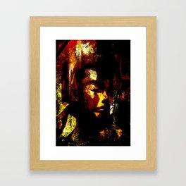 Inner Reflections Framed Art Print