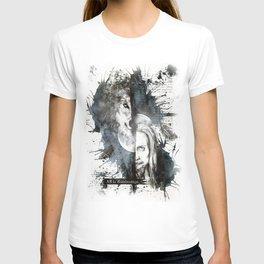 Florent & the wolf T-shirt