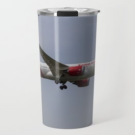 Kenya Airways Boeing 787 Travel Mug