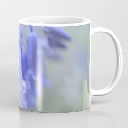 Misty English Bluebells Coffee Mug