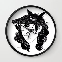 Romulus, Where is Remus? Wall Clock