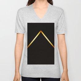 Pyramid of Light Unisex V-Neck