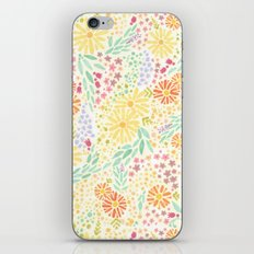 It's Floral iPhone & iPod Skin