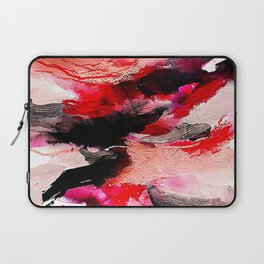 Day 63: Don't let aesthetics distract from true and invisible beauty. Laptop Sleeve