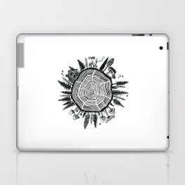 Growth Rings Laptop & iPad Skin