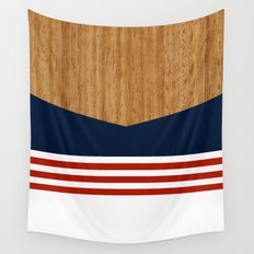 Vintage Rower Ver. 1 Wall Tapestry
