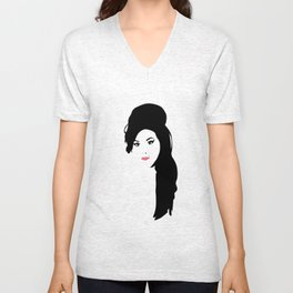 Winehouse Unisex V-Neck