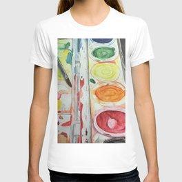 Paint Palette T-shirt